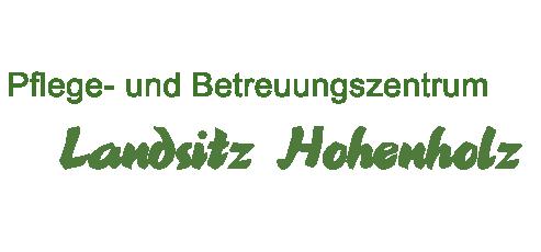 Pflege- und Betreuungszentrum Landsitz Hohenholz